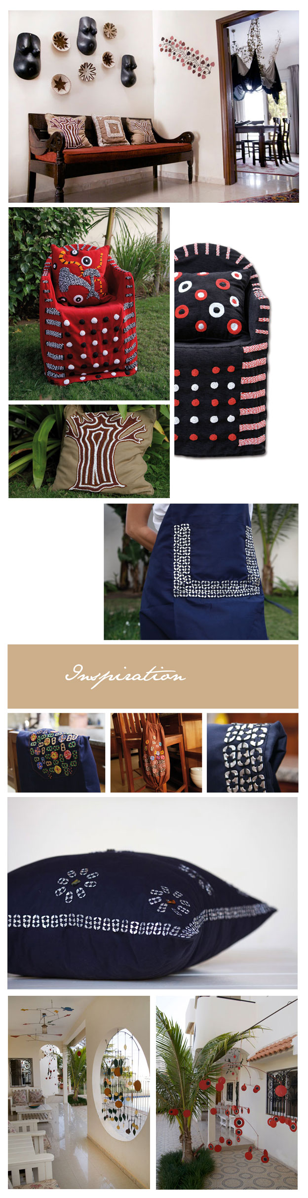 Loman Upcycling products